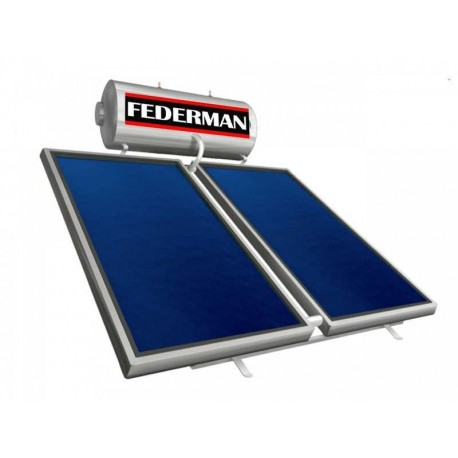 Glass Federman GL120lt (1x1,99 m²) Διπλής